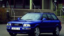 Audi Avant RS2 in 1993
