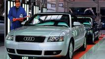 Karmann built Audi A4 Cabriolet