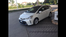 Toyota Prius+, test di consumo reale Roma-Forlì
