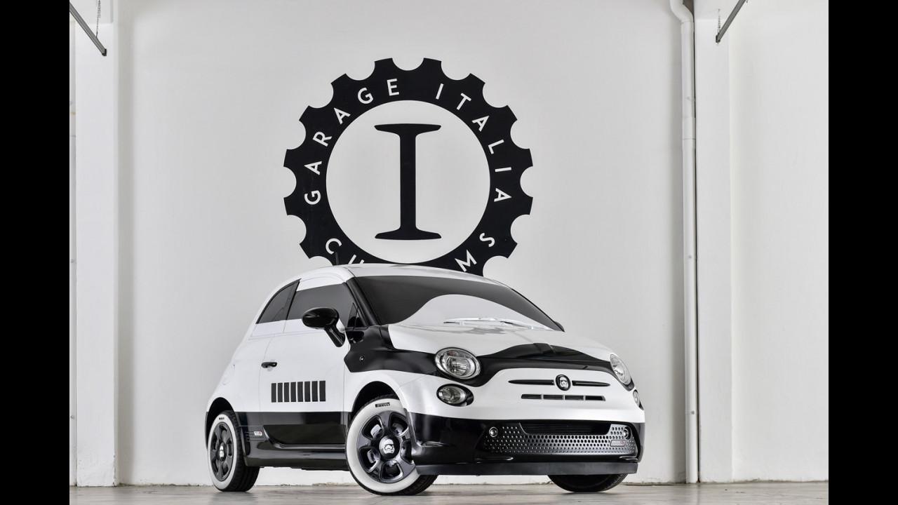 Fiat Fiat 500e Star Wars by Garage Italia Customs