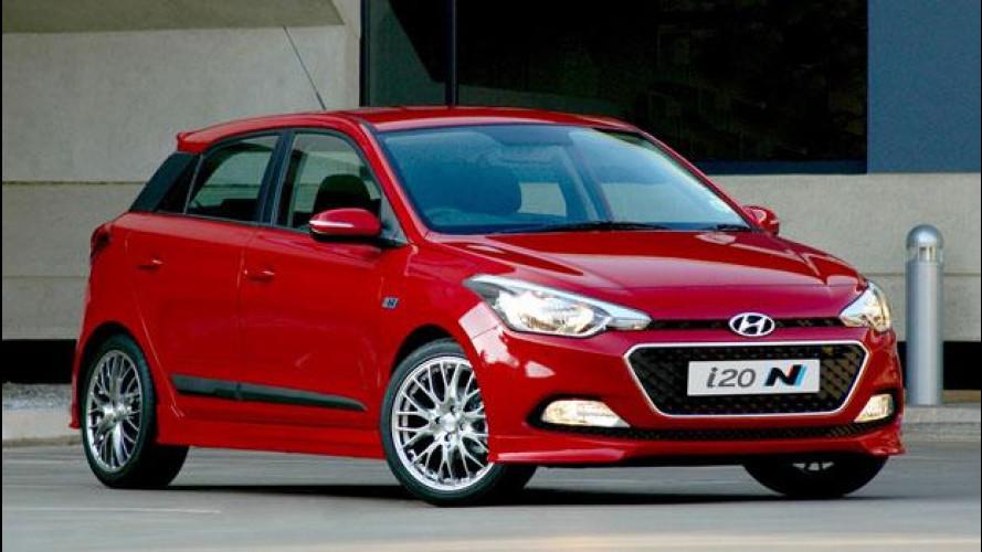 Hyundai i20 N Sport, la sportiva dal Sudafrica