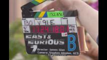Fast and Furious 7, il backstage ad Abu Dhabi