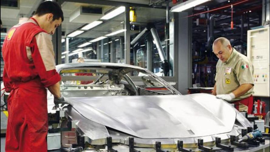 Ferrari, il tetto alla produzione potrebbe salire a 9.000 auto