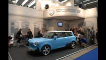 Trabant nT al Salone di Francoforte 2009