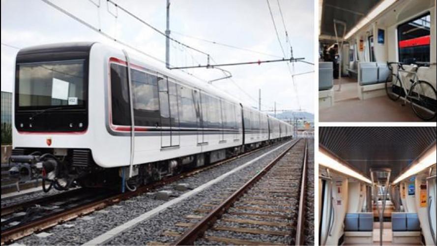 La Metro C di Roma apre il 9 novembre, ma è già allagata