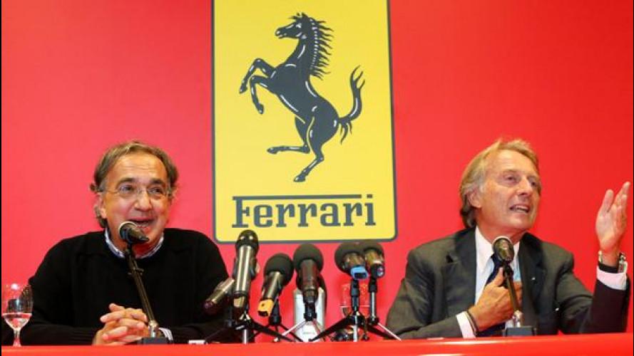 Ferrari, da Montezemolo a Marchionne così reagisce Maranello