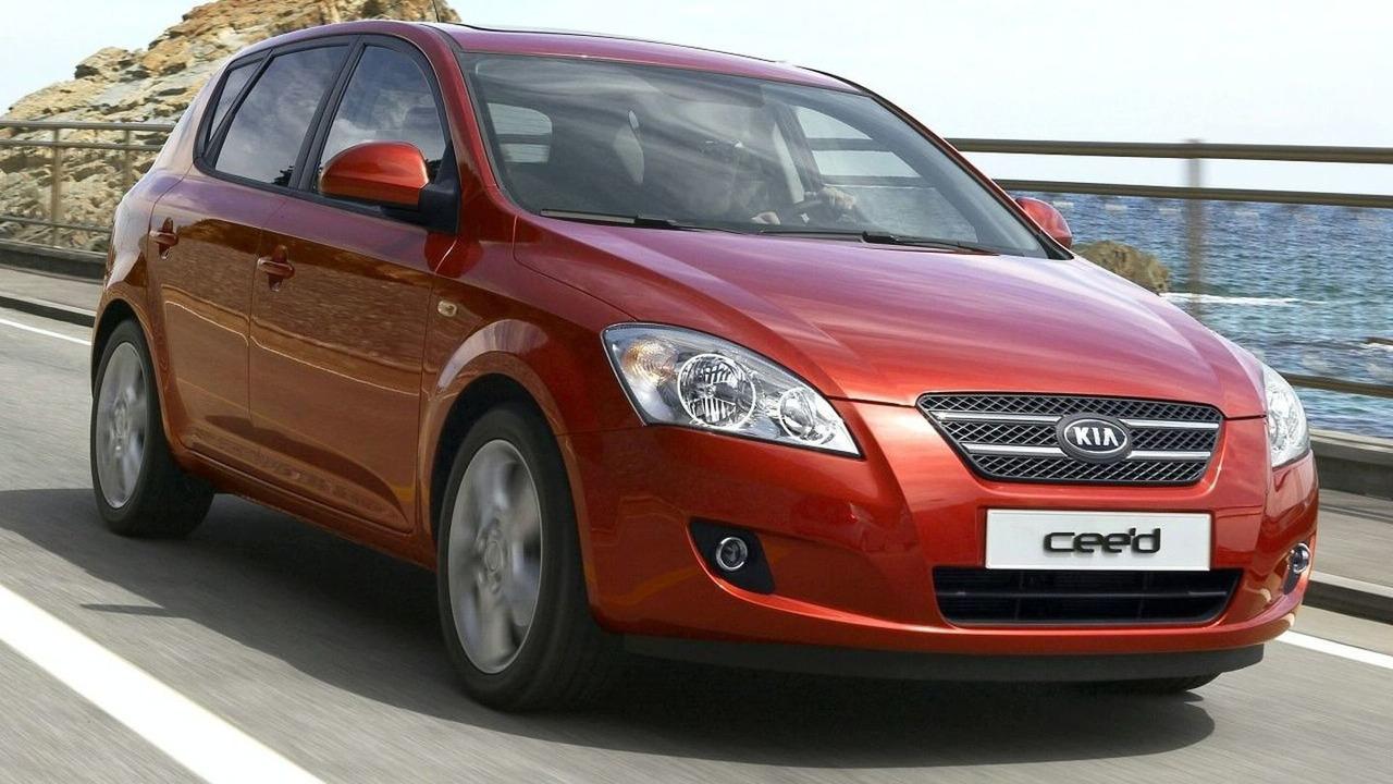 Kia Cee'd 2.0 CRDi Sport