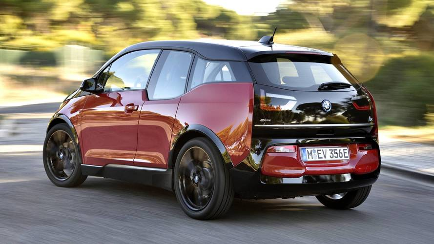 2018 BMW i3s Six-Month,10,000-Mile Long-Term Test