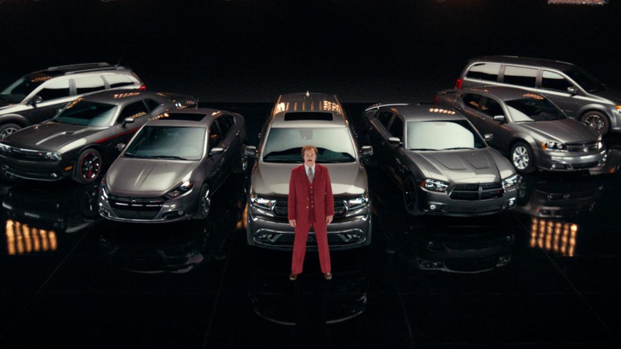 Dodge selects Ron Burgundy to promote 2014 Durango [videos]