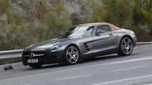 2015 Mercedes-Benz SLS AMG GT Roadster spy photo 19.05.2013