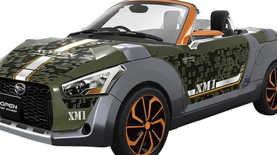 Daihatsu to introduce three Kopen concepts at the Tokyo Auto Salon