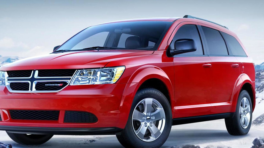 2014 Dodge Journey SE V6 AWD announced, goes on sale shortly