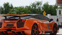 Lamborghini Gallardo Galaxy Warrior by ATS 01.07.2013