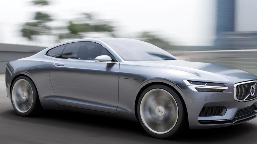 Volvo concept coupe could go into limited production - report