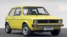 Volkswagen to celebrate Golf's 40th anniversary at Techno Classica