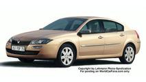 Third Generation Renault Laguna - Artist Impression