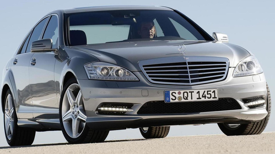 Mercedes S350 to be only U.S. diesel S-Class