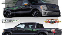 Godfather Customs Ford F-150 for SEMA
