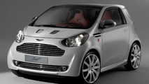 Aston Martin Cygnet by Kahn previewed 22.02.2011