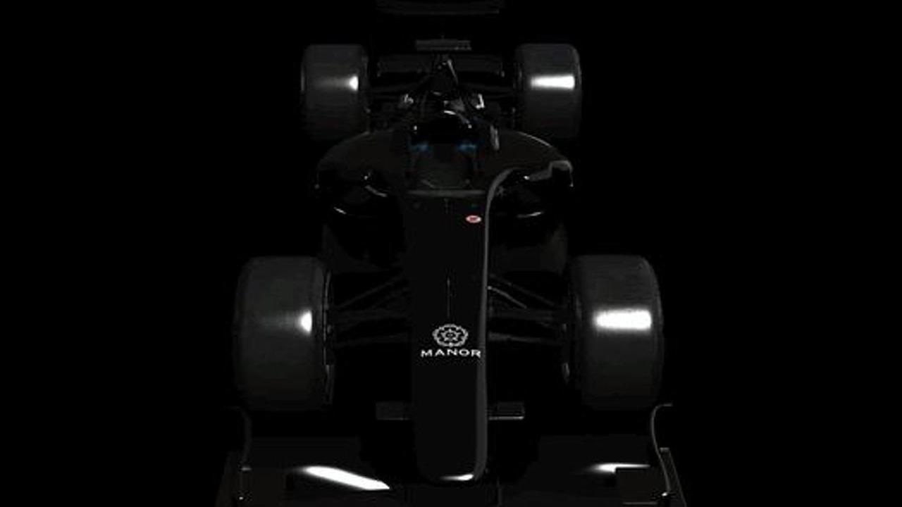 Manor Grand Prix / Virgin Racing - 600