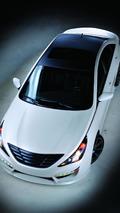 2010 RIDES Hyundai Sonata 2.0T - SEMA 2010