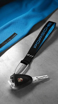 Porsche 911 To The Core collection - key strap