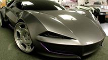 Ghepardo concept, De Tomaso Pantera revival, 1067, 25.08.2010