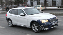 BMW X1 M Sport Package spied