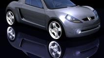 MG Project X120 sports car artist rendering - 800 - 19.03.2010