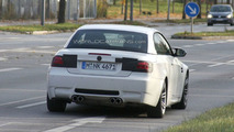 BMW M3 Convertible Facelift Spied