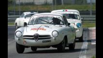 Alfa Romeo Giulietta storiche a Magione