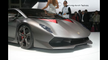 Lamborghini Sesto Elemento al Salone di Parigi 2010