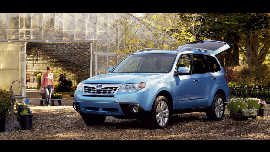 La Subaru Forester si