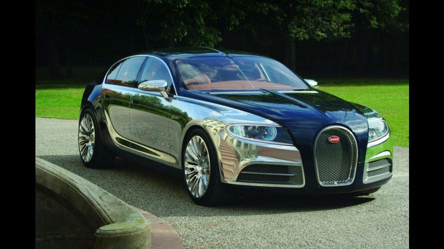 Bugatti Galibier, via libera da Wolfsburg