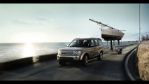 Land Rover Discovery 4 Model Year 2012