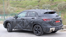 2018 Infiniti QX50 spy photo