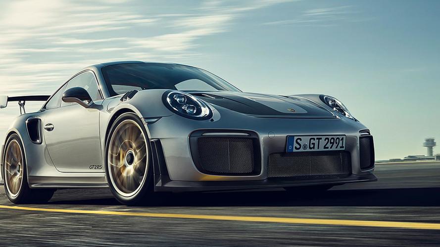Geçmişten bugüne Porsche 911 GT2 RS - Mega Galeri (243 fotoğraf)