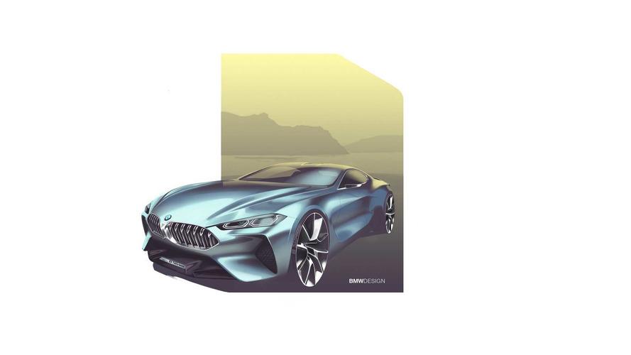 BMW Concept Série 8 - Oficial