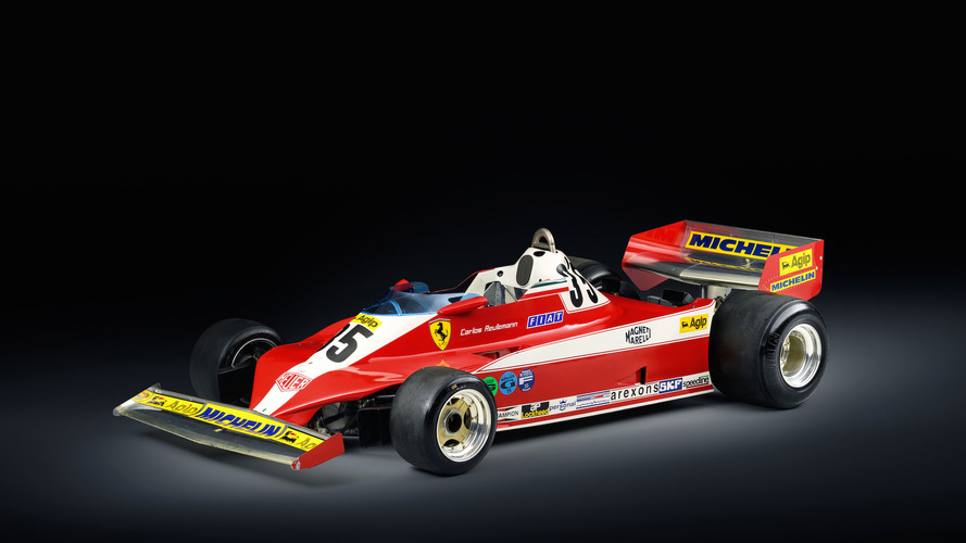 This Grand Prix-winning Ferrari Formula 1 car is up for sale