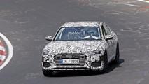 2019 Audi S6 casus fotoğrafları