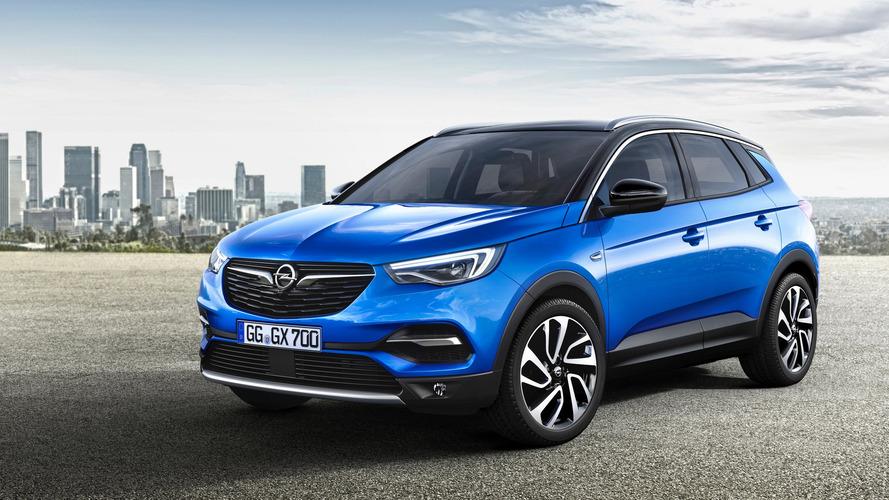 2018 Opel / Vauxhall Grandland X