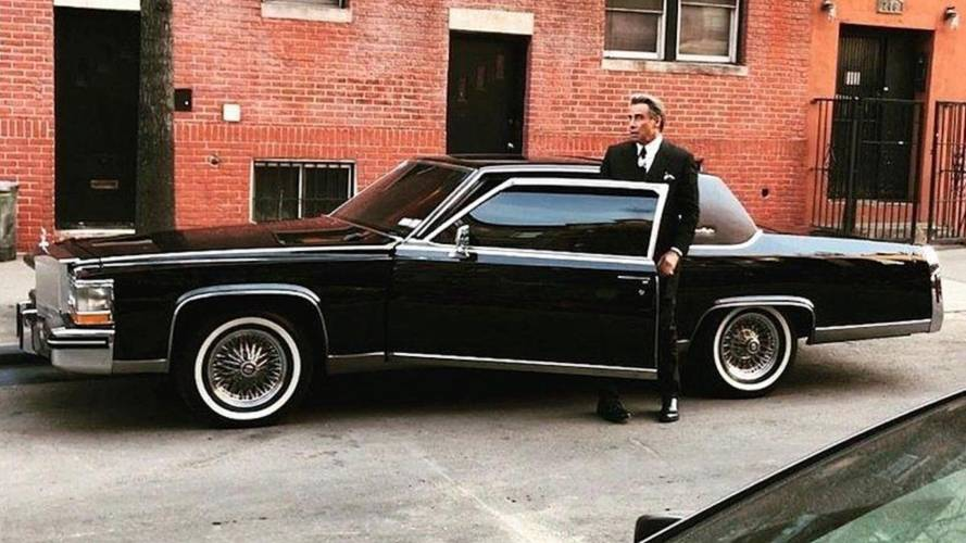 You Can Buy John Travolta's Cadillac Fleetwood