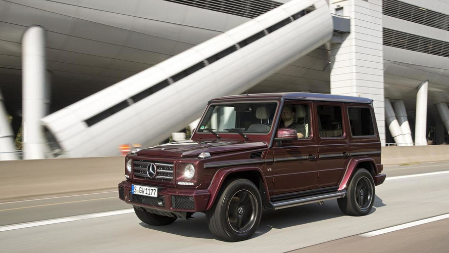 Mercedes-Benz drops 69 fresh pics with the facelifted G-Class