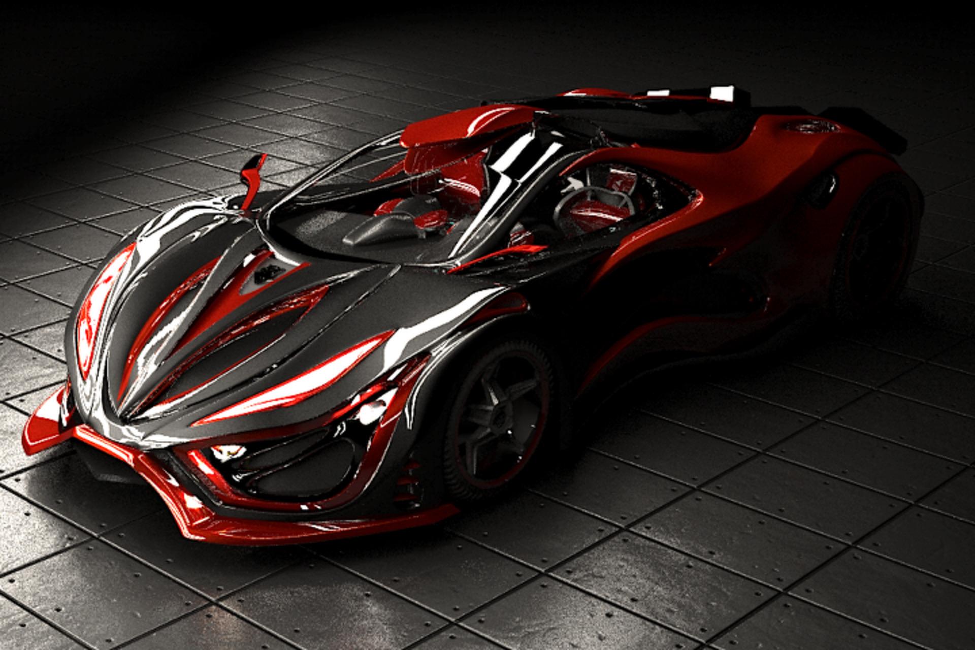 Inferno Exotic Car 2017 >> Inferno Exotic Car Is A Silly Fake Supercar Motor1 Com Photos