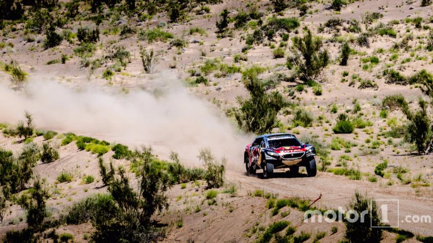 Cyril Despres et David Castera vainqueurs du Silk Way Rally