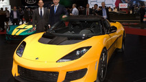 Lotus Evora Sport 410 adds power, slashes weight for Geneva