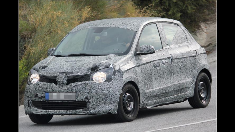 Erwischt: Renault Twingo