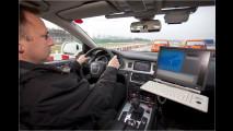 Audis Sicherheits-Ideen
