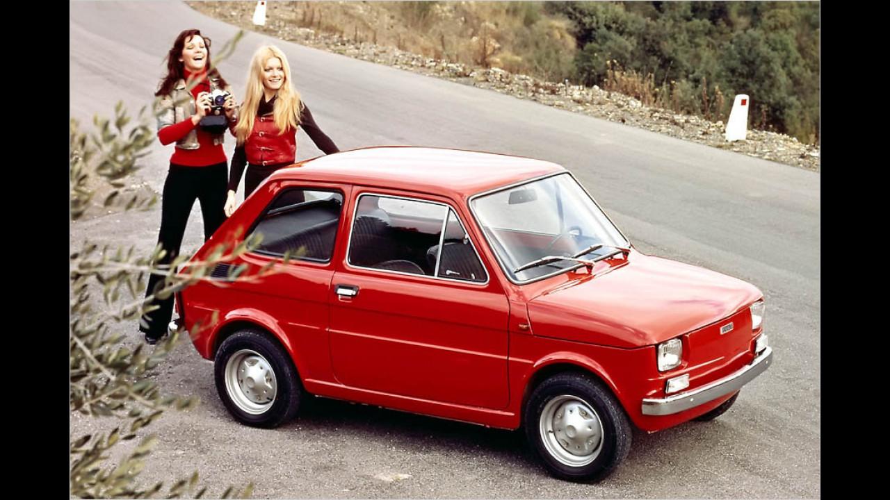 40 Jahre Fiat 126
