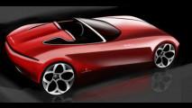 Alfa Spider by Pininfarina, le prime immagini